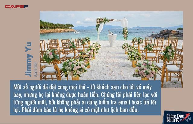 Gian nan chuyện kết hôn mùa Covid-19: Phải tổ chức đám cưới không khách qua Zoom, muốn dời lại cũng mất cả đống tiền - Ảnh 2.