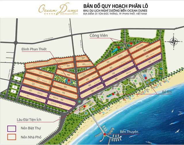 Tận thấy dự án sân golf Phan Thiết biến tướng thành khu đô thị - Ảnh 1.