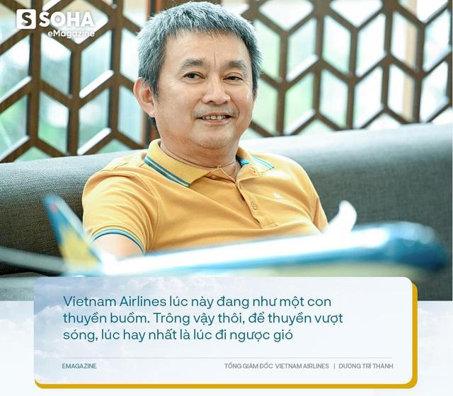 Tổng giám đốc Vietnam Airlines: Đếm từng hành khách và những việc chưa có tiền lệ trong mùa Covid-19 - Ảnh 14.