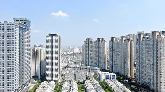 Con đường dài hơn 3km gánh cả rừng chung cư ở Sài Gòn - Ảnh 14.  Con đường dài hơn 3km gánh cả 'rừng chung cư' ở Sài Gòn photo 13 15882100073171362599259