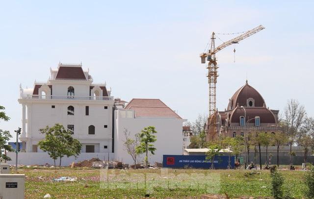 Tận thấy dự án sân golf Phan Thiết biến tướng thành khu đô thị - Ảnh 14.