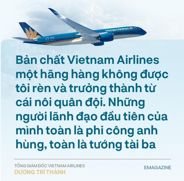 Tổng giám đốc Vietnam Airlines: Đếm từng hành khách và những việc chưa có tiền lệ trong mùa Covid-19 - Ảnh 16.