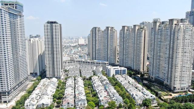 Con đường dài hơn 3km gánh cả rừng chung cư ở Sài Gòn - Ảnh 15.  Con đường dài hơn 3km gánh cả 'rừng chung cư' ở Sài Gòn photo 14 1588210007318209768827