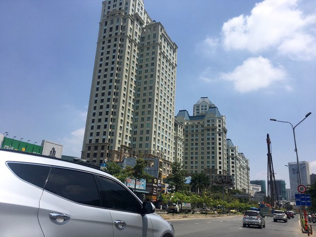 Con đường dài hơn 3km gánh cả rừng chung cư ở Sài Gòn - Ảnh 18.