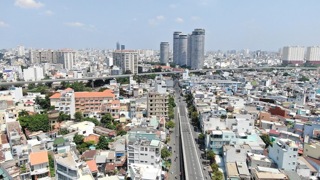 Con đường dài hơn 3km gánh cả rừng chung cư ở Sài Gòn - Ảnh 21.  Con đường dài hơn 3km gánh cả 'rừng chung cư' ở Sài Gòn photo 20 158821000732612094008