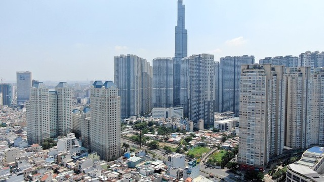 Con đường dài hơn 3km gánh cả rừng chung cư ở Sài Gòn - Ảnh 6.
