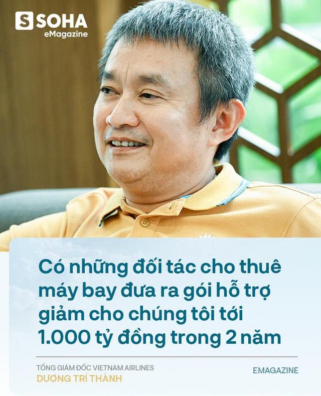 Tổng giám đốc Vietnam Airlines: Đếm từng hành khách và những việc chưa có tiền lệ trong mùa Covid-19 - Ảnh 8.