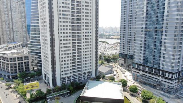 Con đường dài hơn 3km gánh cả rừng chung cư ở Sài Gòn - Ảnh 8.