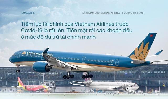 Tổng giám đốc Vietnam Airlines: Đếm từng hành khách và những việc chưa có tiền lệ trong mùa Covid-19 - Ảnh 10.