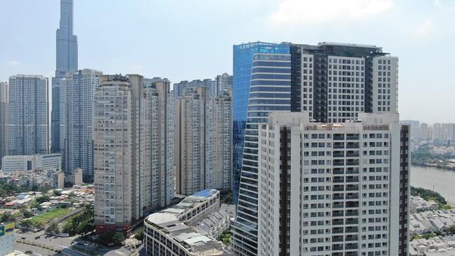 Con đường dài hơn 3km gánh cả rừng chung cư ở Sài Gòn - Ảnh 9.