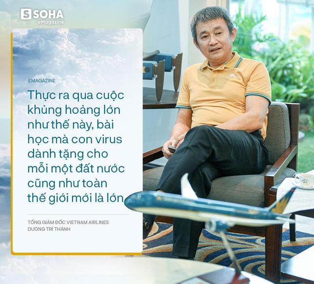 Tổng giám đốc Vietnam Airlines: Đếm từng hành khách và những việc chưa có tiền lệ trong mùa Covid-19 - Ảnh 12.