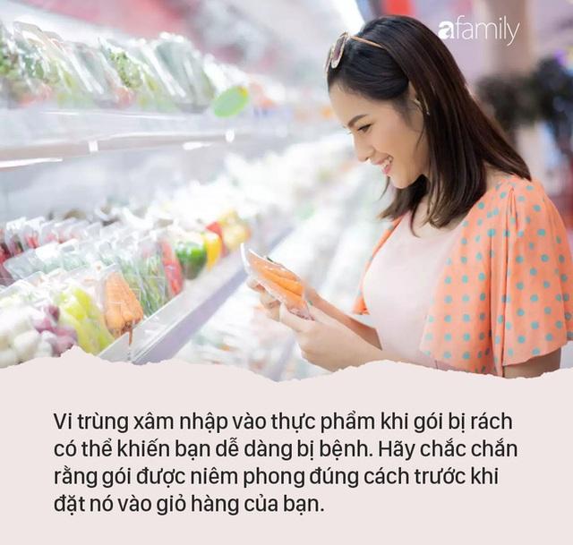 4 điều cần lưu ý khi đi mua sắm trong siêu thị để tránh nhiễm virus, vi trùng và các mầm bệnh khác - Ảnh 4.