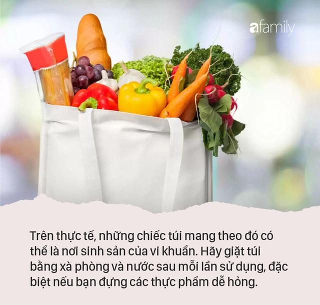 4 điều cần lưu ý khi đi mua sắm trong siêu thị để tránh nhiễm virus, vi trùng và các mầm bệnh khác - Ảnh 5.