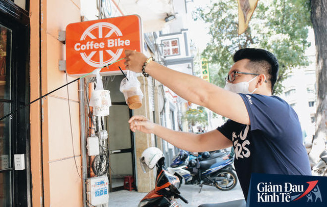 Startup Shark Tank bán cà phê qua cần câu, quán phở giao dịch bằng ròng rọc - Ảnh 2.