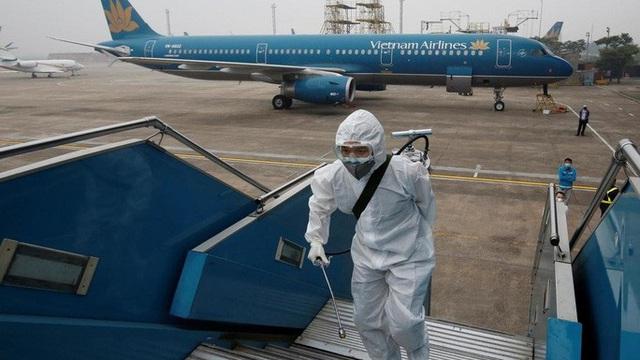 Vietnam Airlines cần hỗ trợ 12.000 tỉ đồng để vượt qua dịch Covid-19 - Ảnh 1.