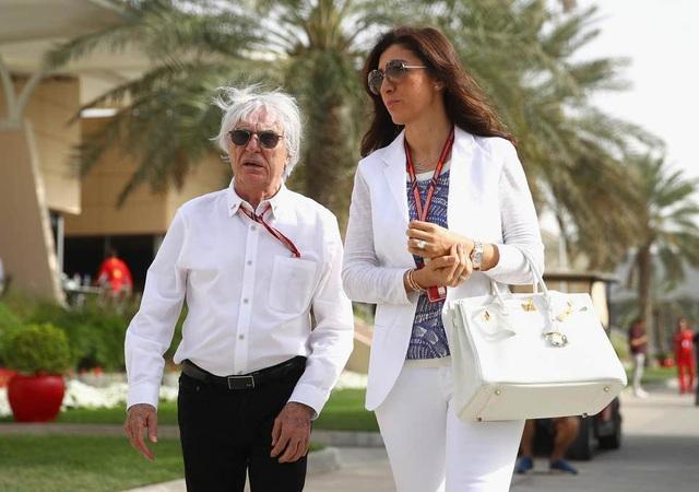 Cưới tỷ phú làng đua xe F1 lớn hơn 45 tuổi, người phụ nữ chịu sự chỉ trích của dư luận suốt 8 năm đến nay đã thu hoạch trái ngọt - Ảnh 1.