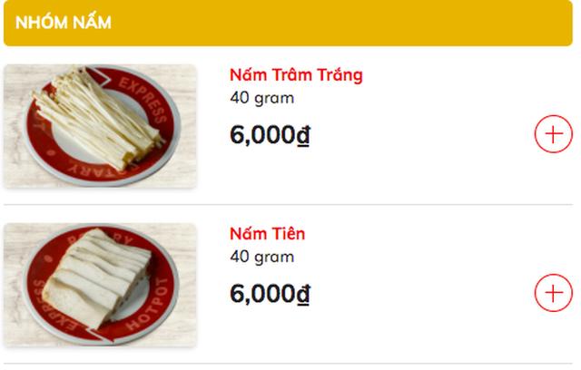 Đóng cửa giữa mùa dịch, chuỗi lẩu Kichi Kichi tìm cách bán buffet online về tận nhà khách: Chia nhỏ thức ăn bán theo từng phần, nước lẩu chỉ 29 ngàn, bò Mỹ 9 ngàn, rau nấm 6 ngàn... - Ảnh 6.