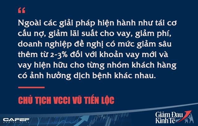 Chủ tịch VCCI: Nếu dịch bệnh diễn ra phức tạp, chỉ một nửa số doanh nghiệp trên thị trường có thể trụ vững được 6 tháng! - Ảnh 3.