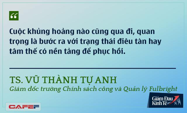 Các chuyên gia kinh tế nói gì về kinh tế Việt Nam thời dịch Covid-19? - Ảnh 6.