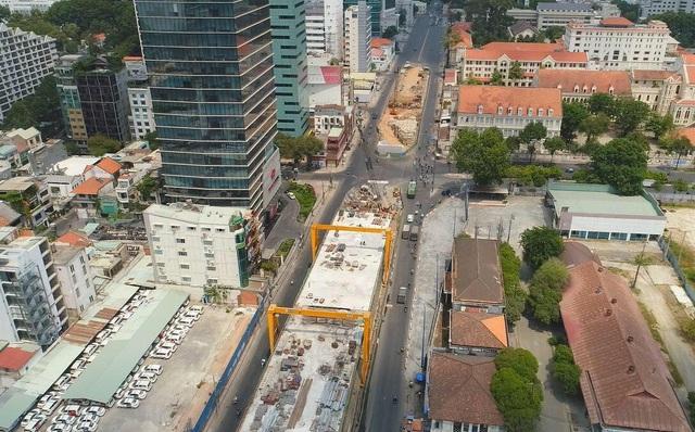Cập nhật tiến độ thi công dự án cầu Thủ Thiêm 2: Đẩy nhanh tiến độ, dự kiến thông xe kỹ thuật vào tháng 9 - Ảnh 3.