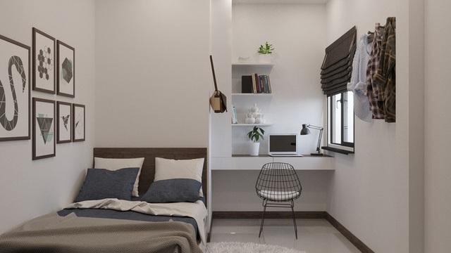 Căn hộ 2 phòng ngủ cực kỳ gọn gàng và tiện nghi - Ảnh 5.