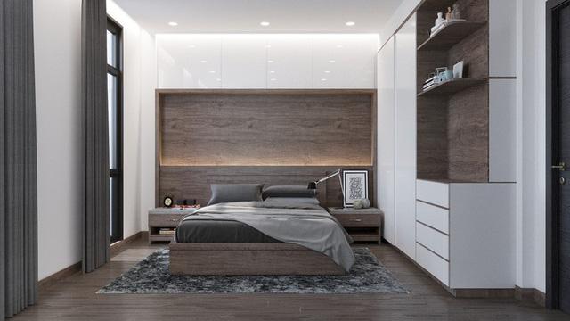 Căn hộ 2 phòng ngủ cực kỳ gọn gàng và tiện nghi - Ảnh 7.