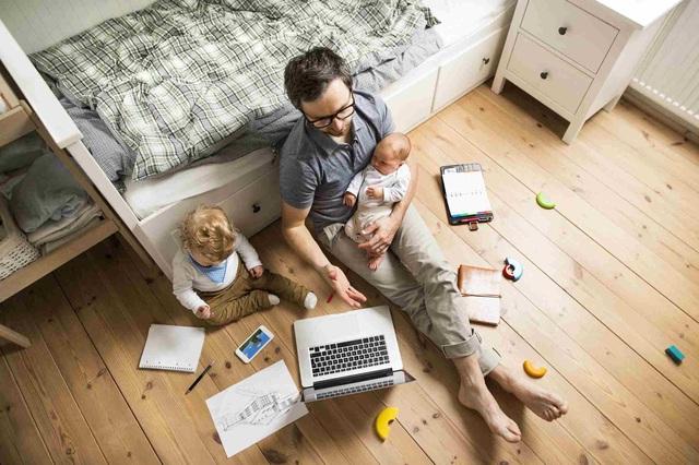 Người châu Á chật vật thích nghi với mô hình làm việc tại nhà: Khổ từ sếp đến nhân viên nhưng hứa hẹn nhiều lạc quan - Ảnh 3.