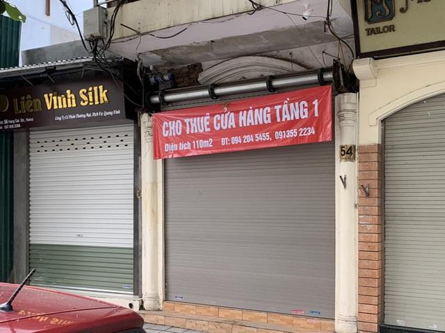 Đất kim cương Hà Nội giảm giá vẫn không có người thuê - Ảnh 8.