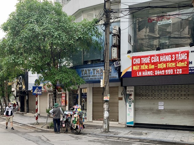 Đất kim cương Hà Nội giảm giá vẫn không có người thuê - Ảnh 9.
