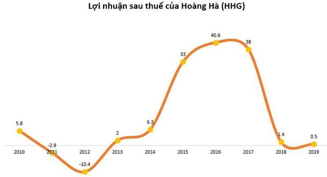 Hoàng Hà (HHG): Quý 1 lỗ 15 lớn tỷ đồng - Ảnh 4.