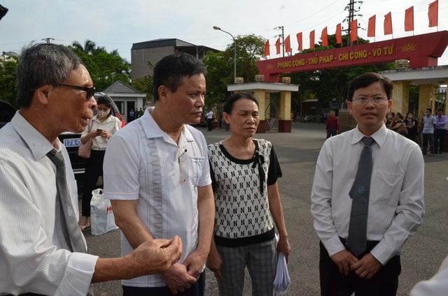 Đường Nhuệ đến tòa trong vụ xử phúc thẩm chủ công ty Lâm Quyết - Ảnh 1.