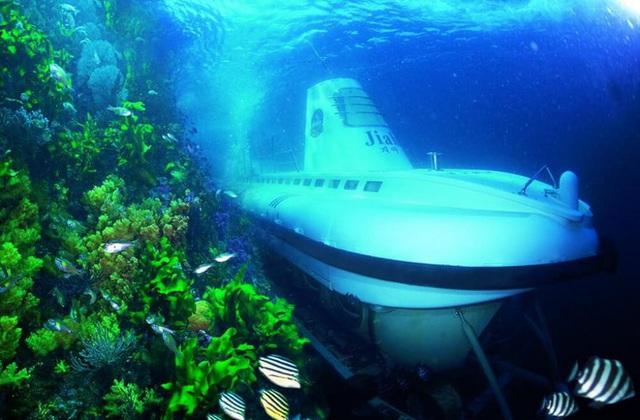 """Mua tàu ngầm thám hiểm - Lá bài mới của ông Phạm Nhật Vượng để Vinpearl Nha Trang vượt qua Maldives, Hawaii, Jeju? - Ảnh 2.  Mua tàu ngầm thám hiểm – """"Lá bài"""" mới của ông Phạm Nhật Vượng để Vinpearl Nha Trang vượt qua Maldives, Hawaii, Jeju? photo 1 1589164162737629503357"""