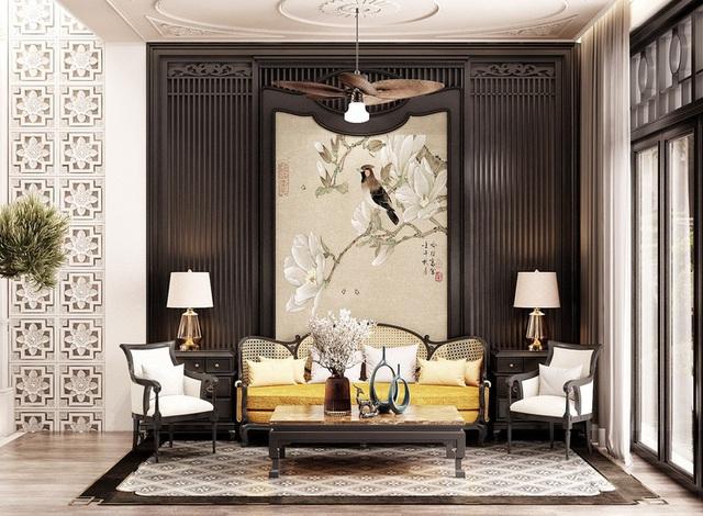 Ghé thăm biệt thự phong cách Đông Dương tại Sài Gòn - Ảnh 1.  Ghé thăm biệt thự phong cách Đông Dương tại Sài Gòn photo 1 15891687075921030034933