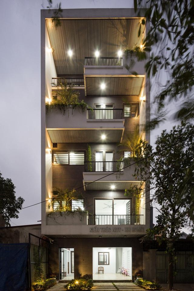 Lạ mắt với ngôi nhà 5 tầng của vợ chồng giáo viên ở Bắc Ninh - Ảnh 15.
