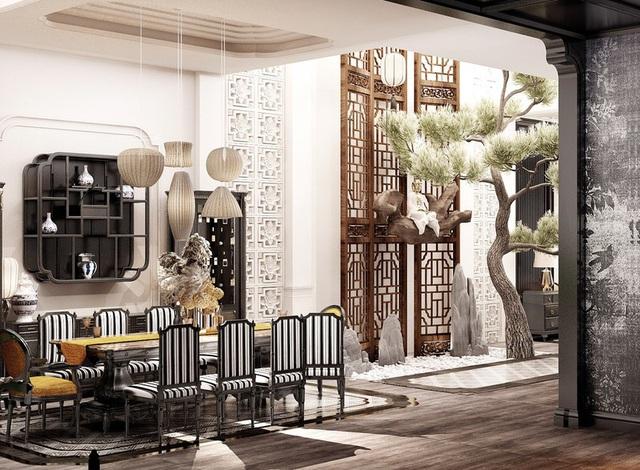 Ghé thăm biệt thự phong cách Đông Dương tại Sài Gòn - Ảnh 3.