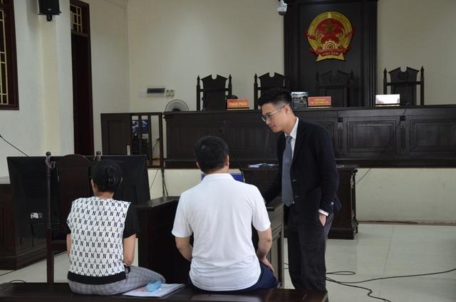 Đường Nhuệ đến tòa trong vụ xử phúc thẩm chủ công ty Lâm Quyết - Ảnh 3.