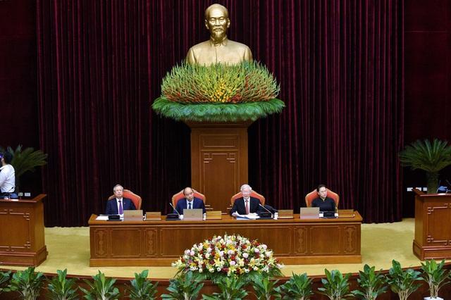 Chùm ảnh khai mạc Hội nghị Trung ương 12  - Ảnh 5.