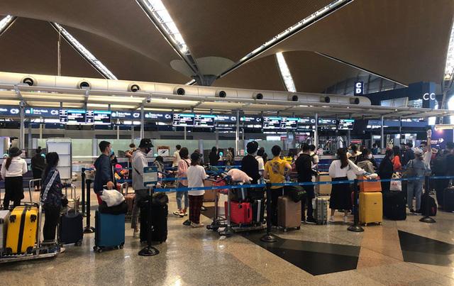 Hơn 270 công dân Việt Nam từ Malaysia về sân bay Đà Nẵng  - Ảnh 6.