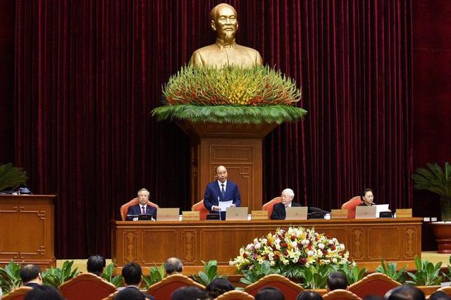 Chùm ảnh khai mạc Hội nghị Trung ương 12  - Ảnh 6.