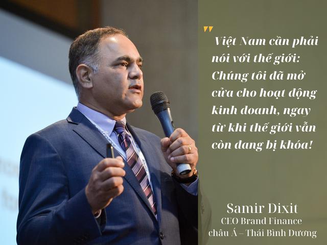 CEO Brand Finance châu Á – Thái Bình Dương: Việt Nam không bao giờ được phép lãng phí một cuộc khủng hoảng như Covid-19! - Ảnh 1.