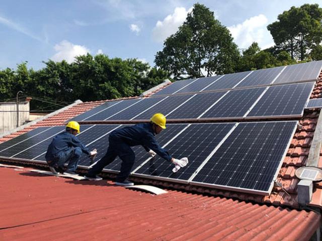 Tạo thuận lợi phát triển điện mặt trời mái nhà - Ảnh 1.