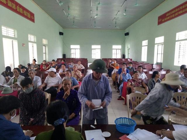 Lý do hàng ngàn người dân Thanh Hóa không nhận hỗ trợ từ gói 62.000 tỷ - Ảnh 2.