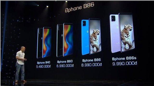 Bphone ra mắt điện thoại phiên bản giá rẻ: Liệu có làm nên chuyện? - Ảnh 1.