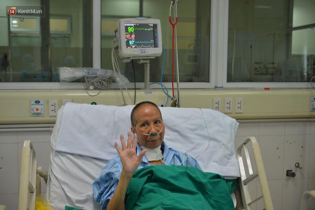Hành trình sinh tử của bác gái bệnh nhân 17: Tôi sẽ luôn cố gắng, vì còn nhiều dự định dang dở chưa hoàn thành - Ảnh 5.