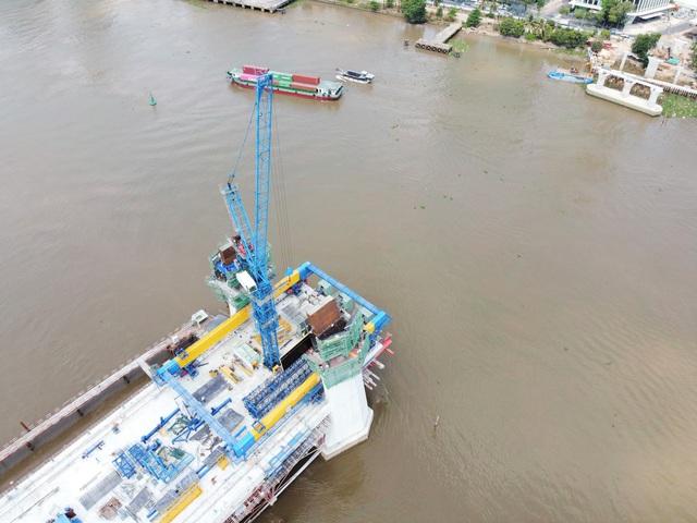 Cây cầu vượt sông Sài Gòn vốn 4.260 tỷ đồng - biểu tượng mới của TP HCM - Ảnh 2.