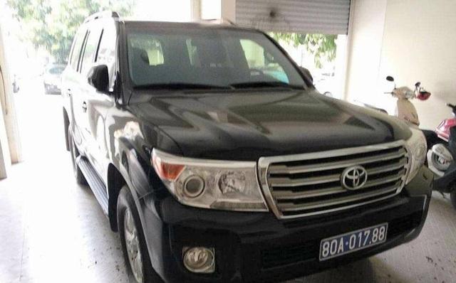 2 xe sang do doanh nghiệp tặng tỉnh Nghệ An đã được bán 4,8 tỷ đồng - Ảnh 1.