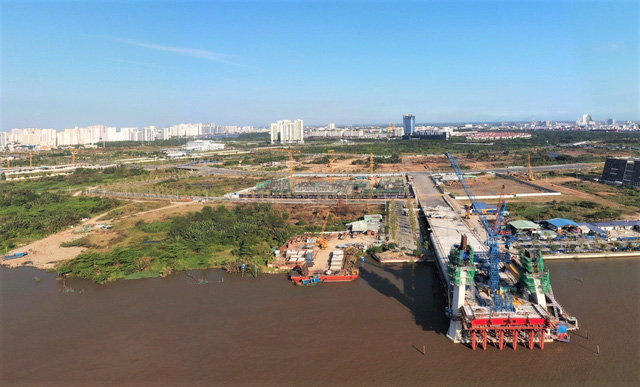 Cây cầu vượt sông Sài Gòn vốn 4.260 tỷ đồng - biểu tượng mới của TP HCM - Ảnh 4.