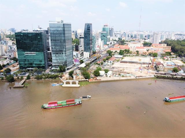 Cây cầu vượt sông Sài Gòn vốn 4.260 tỷ đồng - biểu tượng mới của TP HCM - Ảnh 7.