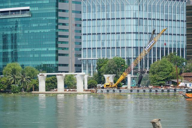 Cây cầu vượt sông Sài Gòn vốn 4.260 tỷ đồng - biểu tượng mới của TP HCM - Ảnh 8.