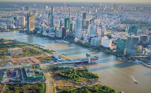 Cây cầu vượt sông Sài Gòn vốn 4.260 tỷ đồng - biểu tượng mới của TP HCM - Ảnh 9.